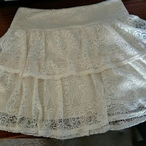 Dream Out Loud By Selena Gomez. Tiered Lace Skirt